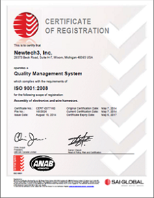 ISO9001_2008 Certificate